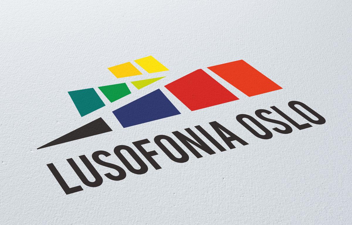 Lusofonia Oslos logoen