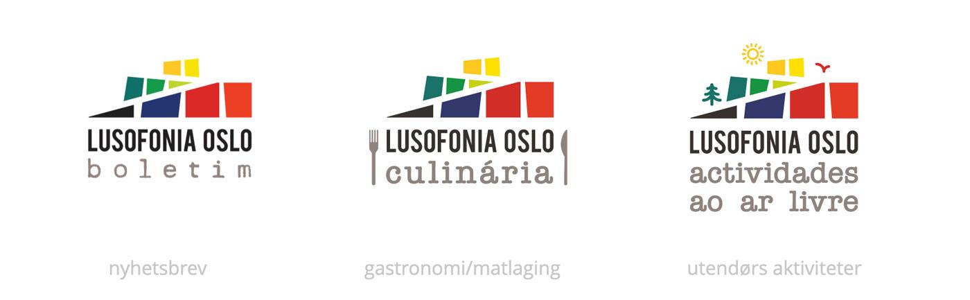 andre logoer til Lusofonia Oslo