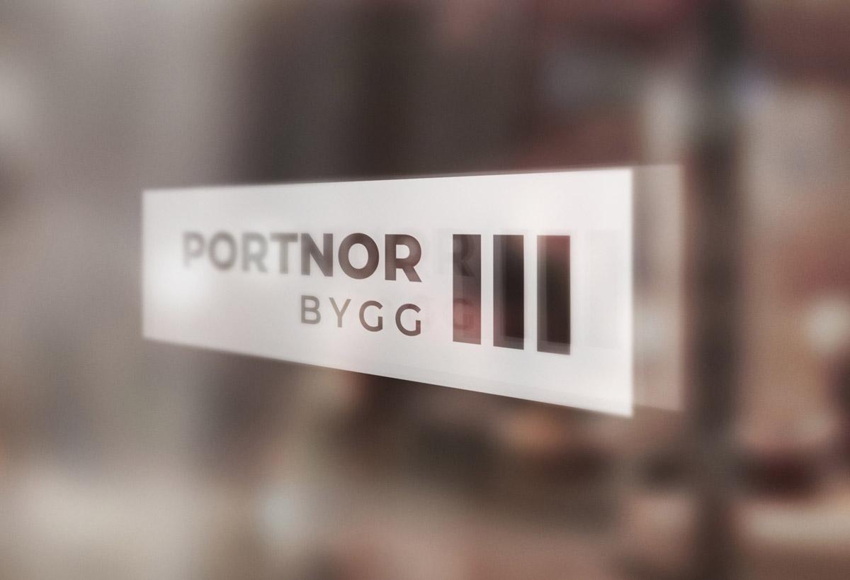 PortNor logo